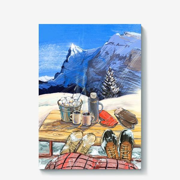 Холст «Сочи пикник»