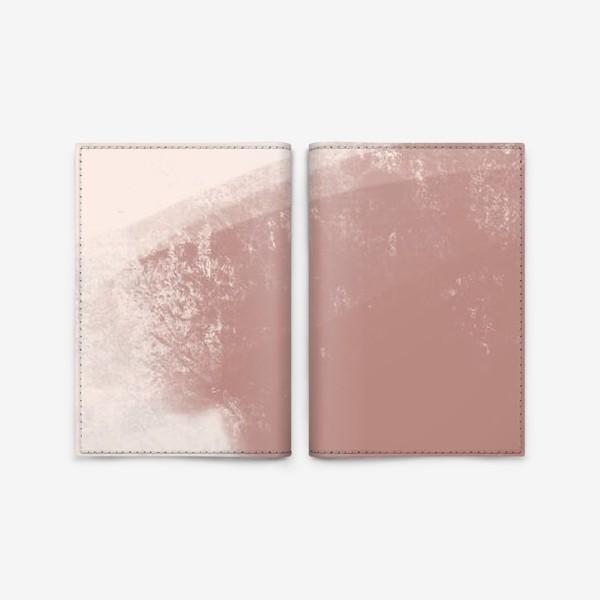 Обложка для паспорта «Кремовый»