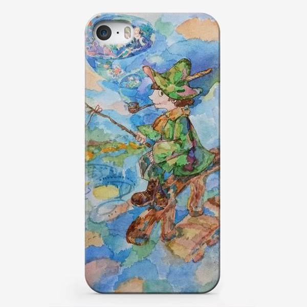 Чехол iPhone «Снусмумрик»