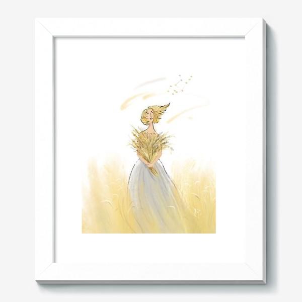 Картина «Дева»