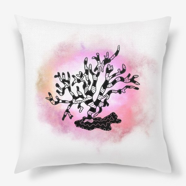 Подушка «Коралл »