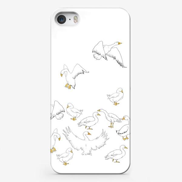 Чехол iPhone «Ga-ga»