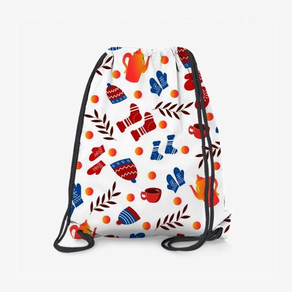 Рюкзак «Теплая зима»