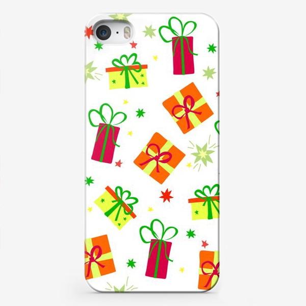 Чехол iPhone «подарки»