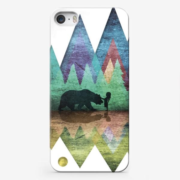 Чехол iPhone «Wild Friens»