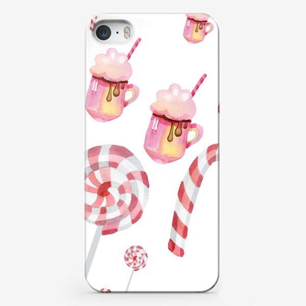 Чехол iPhone «Сладости на Новый год»