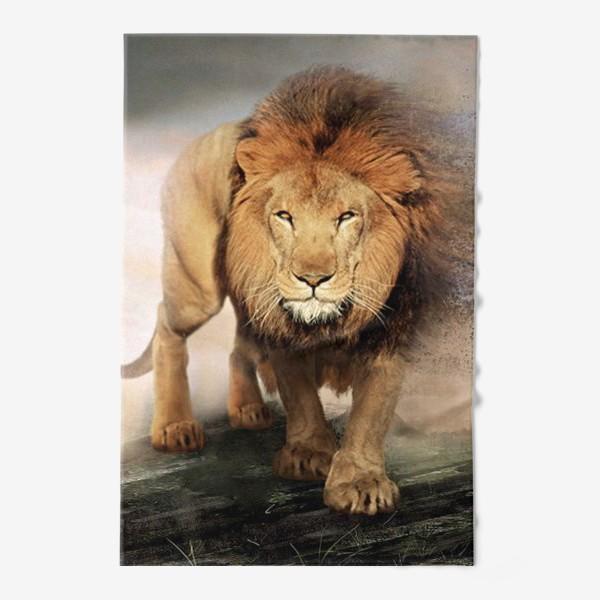 Полотенце «Лев/Lion»