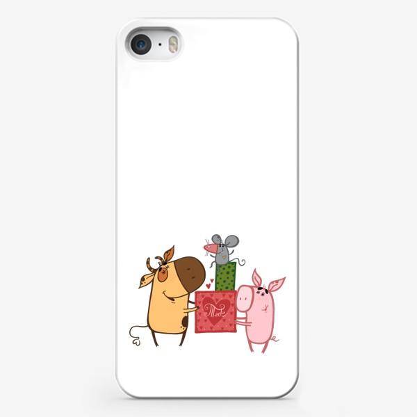 Чехол iPhone «Тебе»