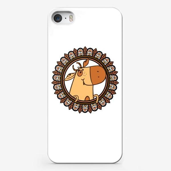 Чехол iPhone «С наступающим!»