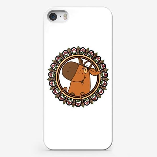 Чехол iPhone «Новогодние настроение»
