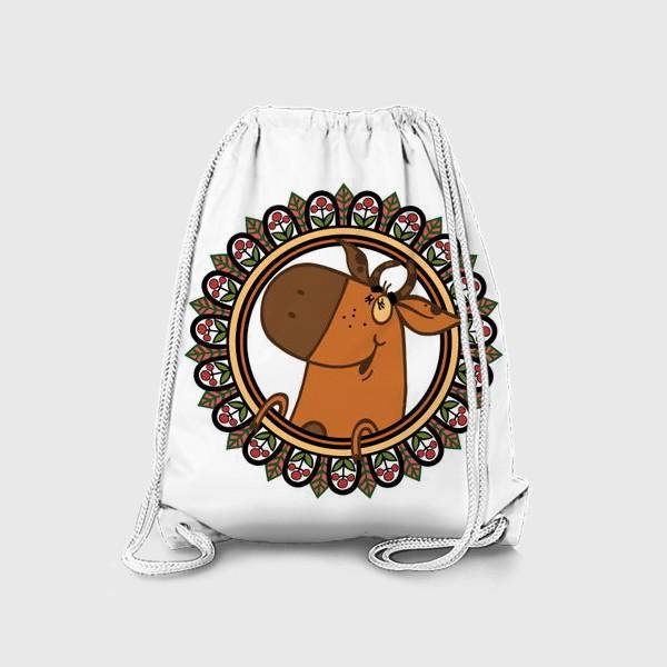 Рюкзак «Новогодние настроение»