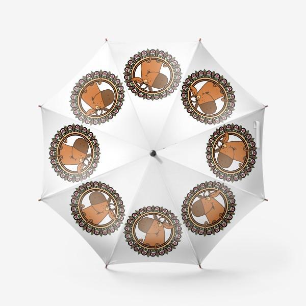 Зонт «Новогодние настроение»