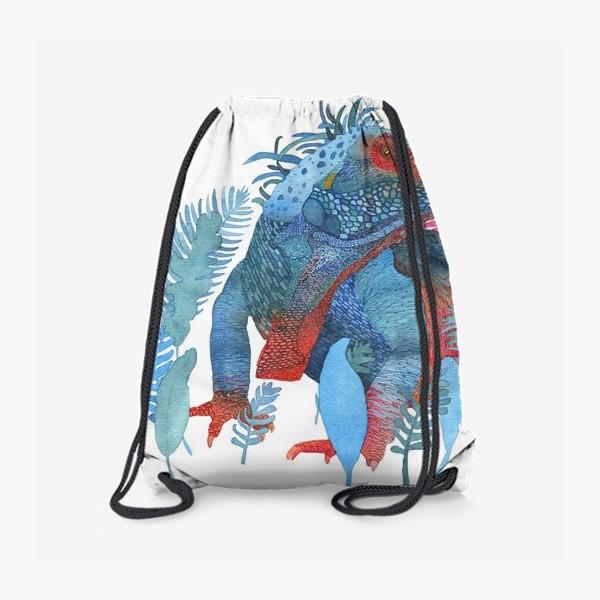 Рюкзак «Ящер»