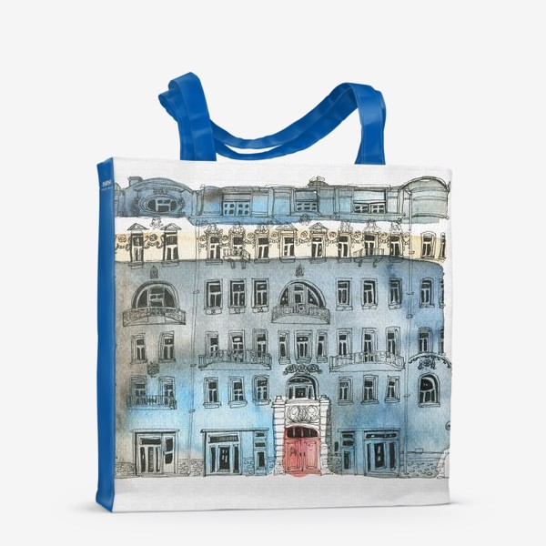 Сумка-шоппер «Архитектура»