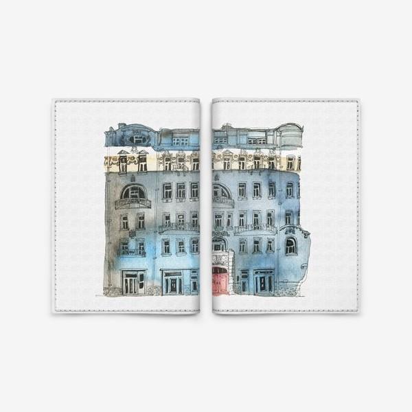 Обложка для паспорта «Архитектура»