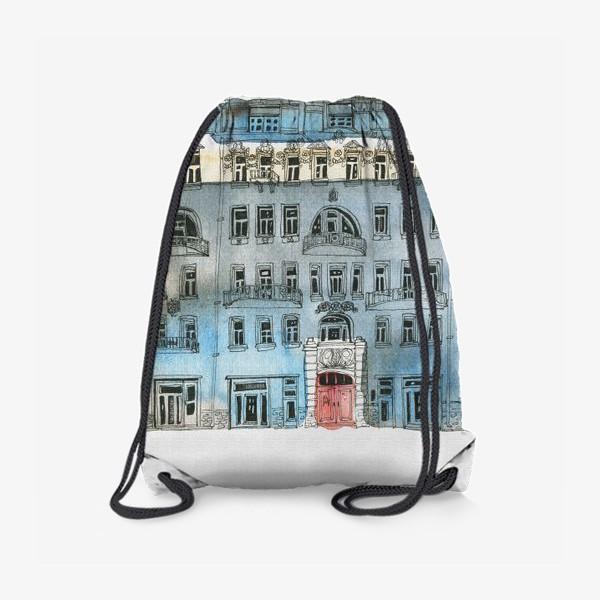 Рюкзак «Архитектура»