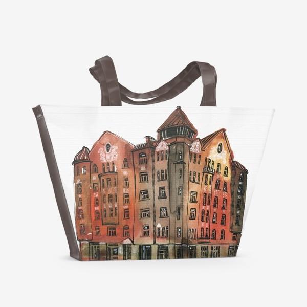 Пляжная сумка «Модерн»