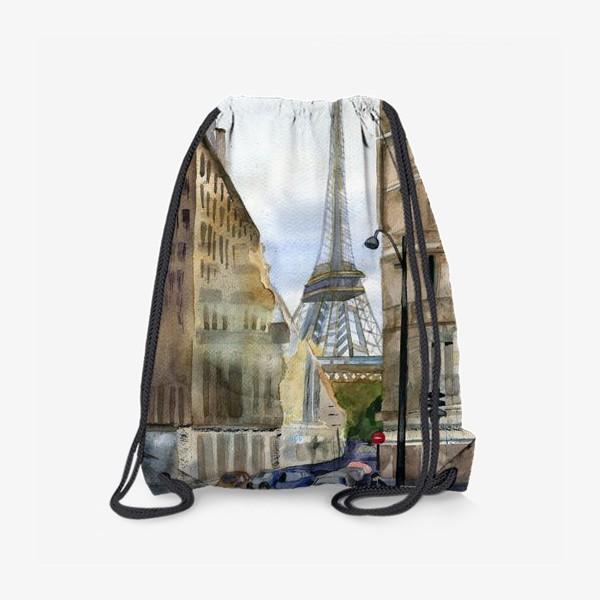 Рюкзак «Париж»