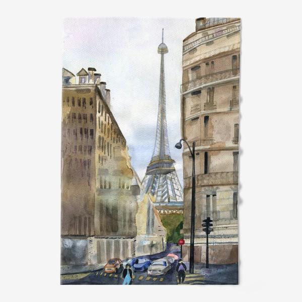 Полотенце «Париж»