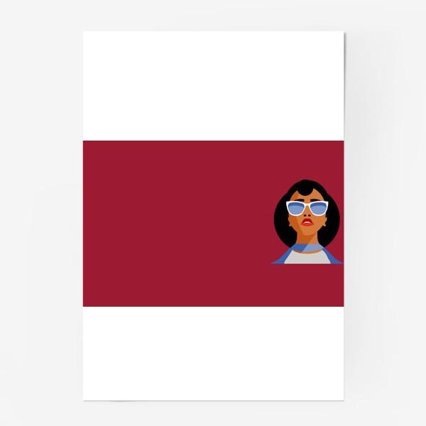 Постер «Знак зодиака. Овен»