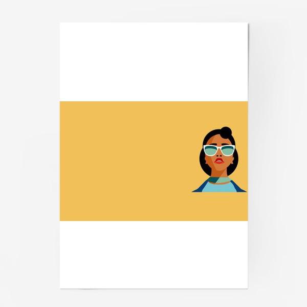 Постер «Знак зодиака. Телец»