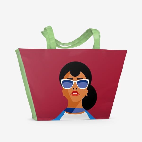 Пляжная сумка «Близнецы»