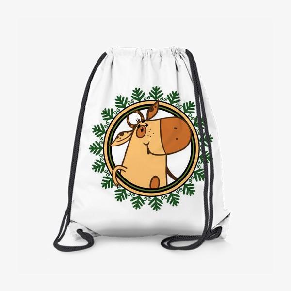 Рюкзак «Год БЫКА»
