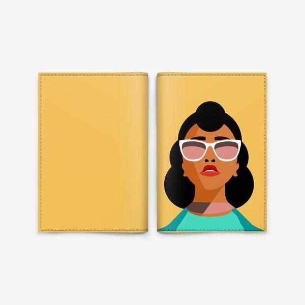 Обложка для паспорта «Знак зодиака. Дева»