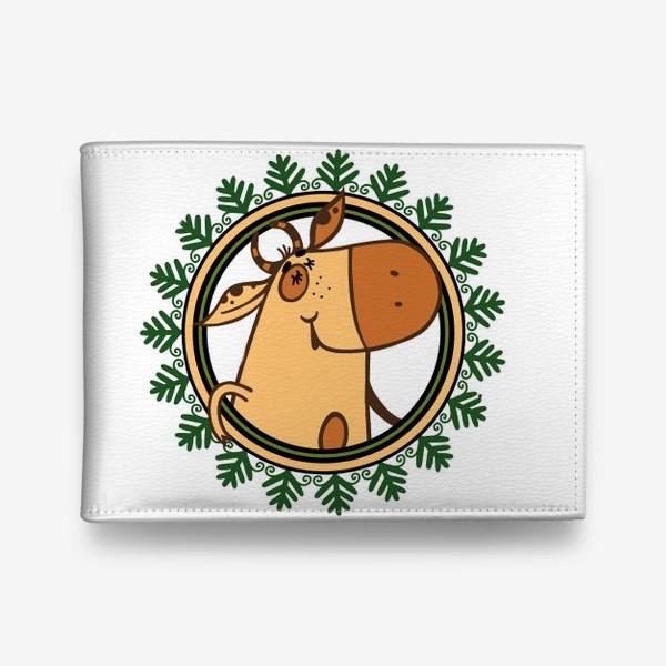 Кошелек «Год БЫКА»