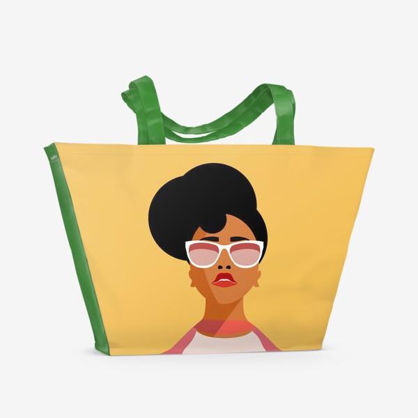 Пляжная сумка «Знак зодиака. Рак»
