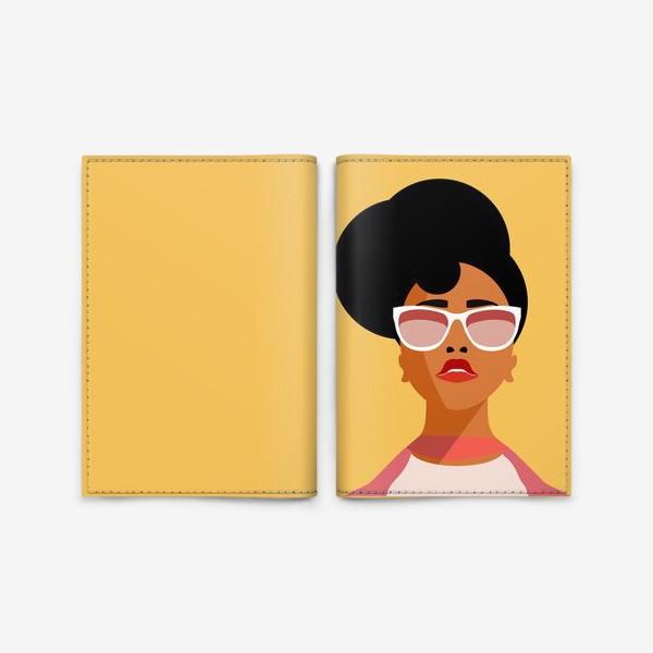 Обложка для паспорта «Знак зодиака. Рак»