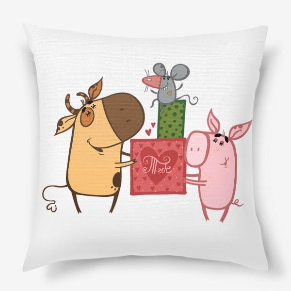 Подушка «Тебе»