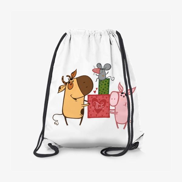 Рюкзак «Тебе»