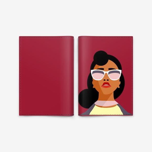 Обложка для паспорта «Знак зодиака. Лев»