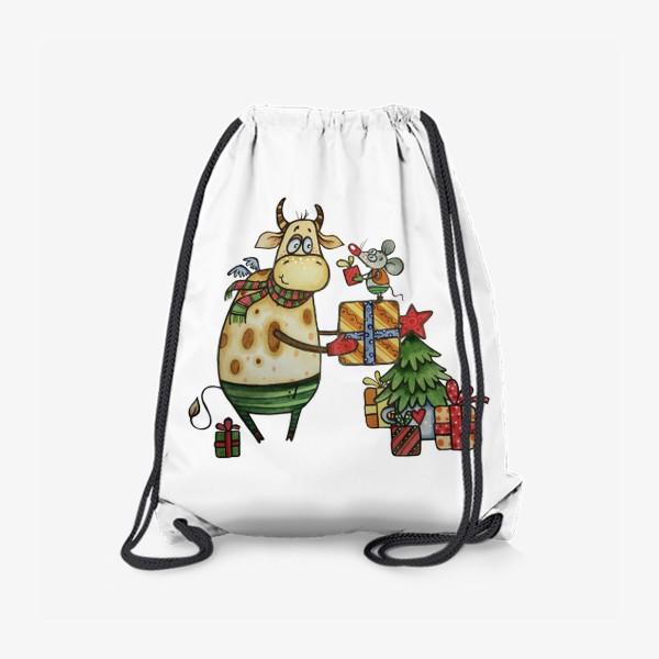 Рюкзак «Новый год!»