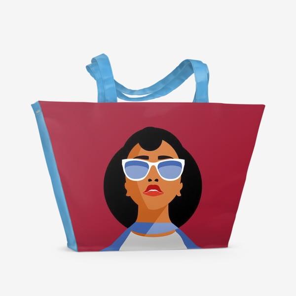 Пляжная сумка «Знак зодиака. Овен»