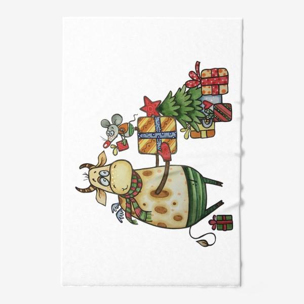 Полотенце «Новый год!»