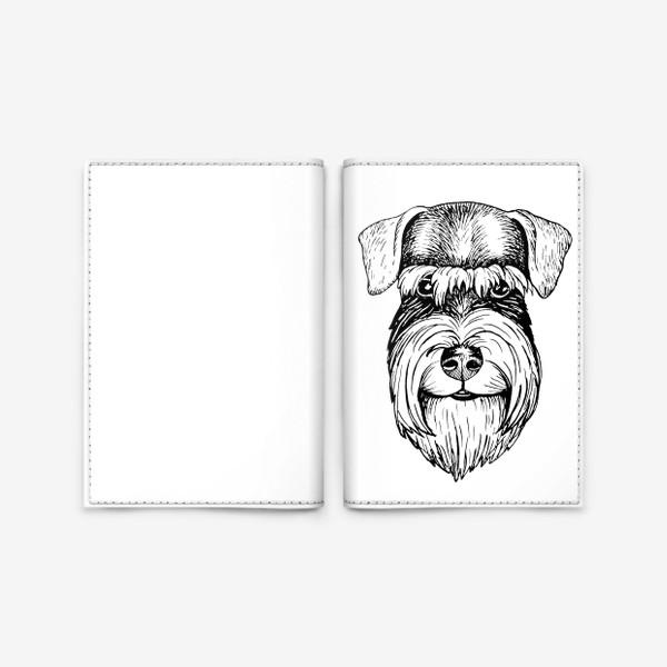 Обложка для паспорта «шнау ушастик»