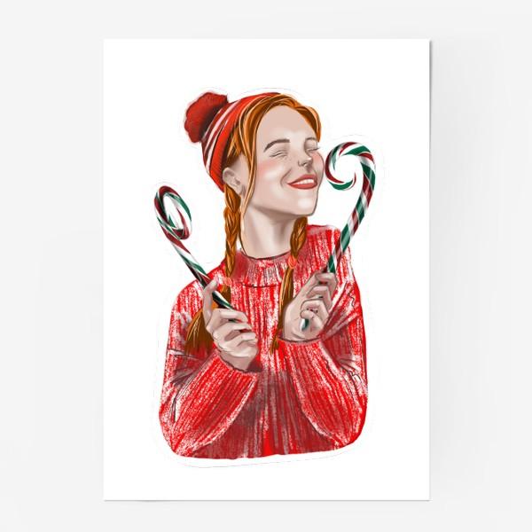 Постер «Веселье на рождество»