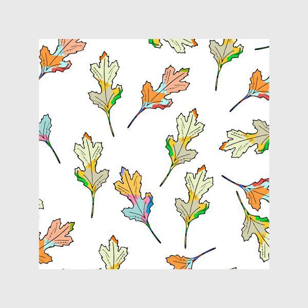 Шторы «листья»