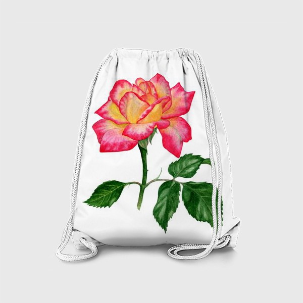 Рюкзак «Розовая роза»