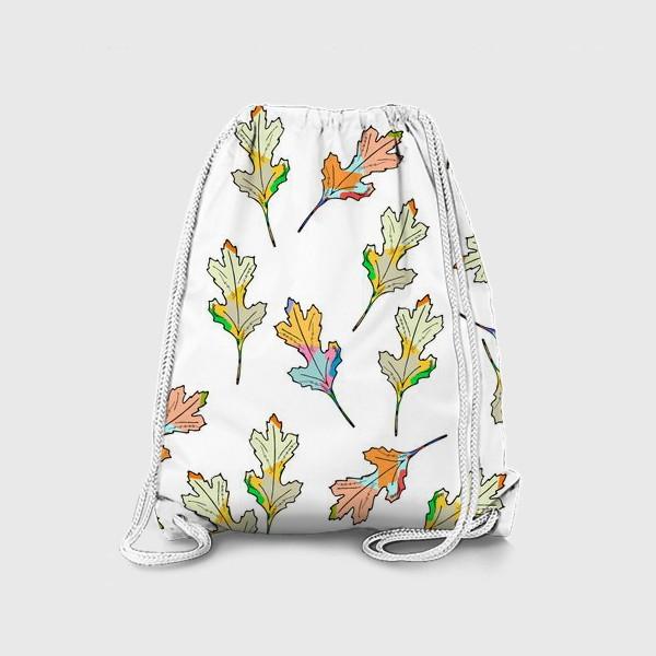Рюкзак «листья»