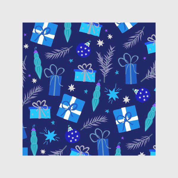 Скатерть «новогодние подарки»