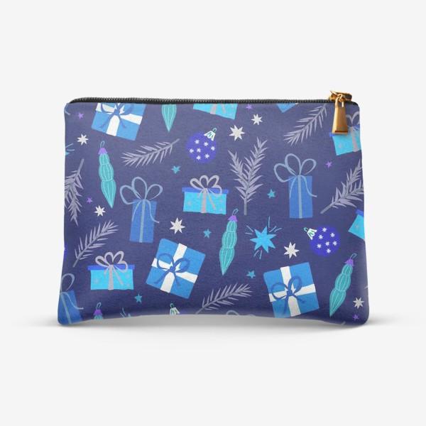 Косметичка «новогодние подарки»