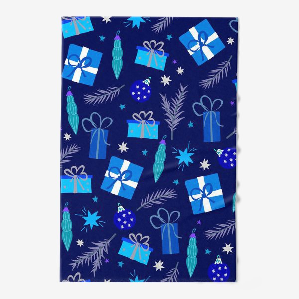 Полотенце «новогодние подарки»