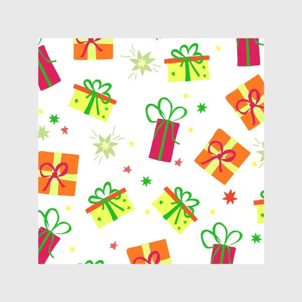 Скатерть «подарки»