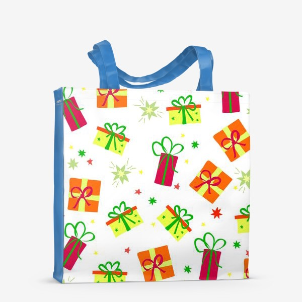 Сумка-шоппер «подарки»
