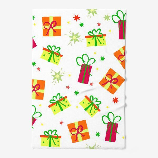 Полотенце «подарки»