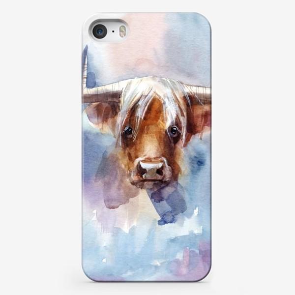 Чехол iPhone «БЫК 2021»