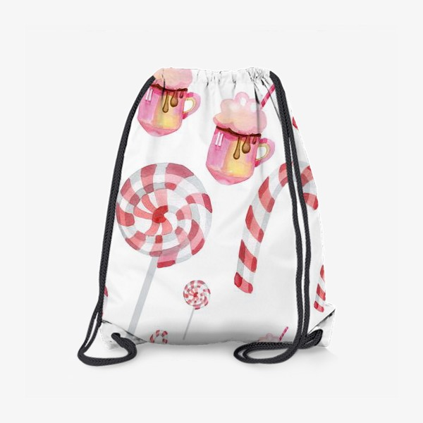 Рюкзак «Сладости на Новый год»